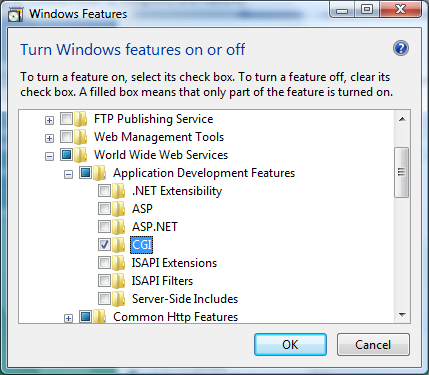 iis 7  windows server 2012