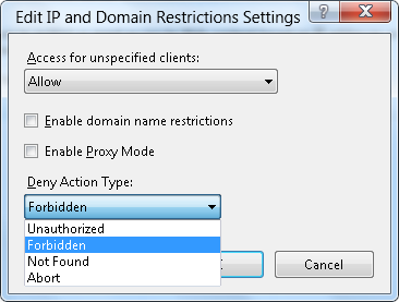 configuring ip address restrictions Configuring service port restrictions on a buffalo terastation found in: knowledge base how to set a static ip address on a linkstation ls520d found in:.