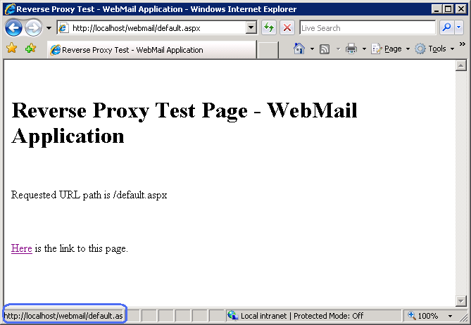 When using proxy and enabling admin console proxy why doesn t the